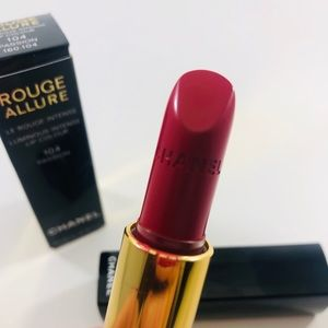 Chanel Rouge Allure Lipstick 104 Passion